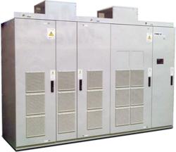Высоковольтные преобразователи частоты MVe2